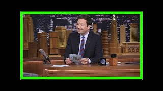 Jimmy fallon pays tribute to his mother in tonight show return