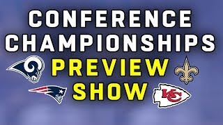 2019 Conference Championships Preview Show