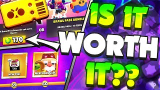 Is Brawl Pass WORTH It? Learn How You Can Get Brawl Pass For FREE!