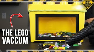 How To Make a LEGO Vacuum
