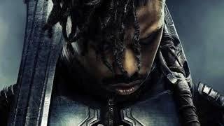 Cool Beats Repeat! Killmonger + Burn it All MIXED! BLACK PANTHER OST