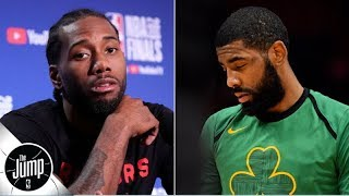 If Lakers don't sign Kawhi or Kyrie, they'd rather not sign max player - Ramona Shelburne | The Jump