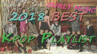 【作業用BGM】2018 BEST Kpop Popular Song Playlist 韓國流行音樂歌單   當紅藝人歌曲你認識其中幾首?