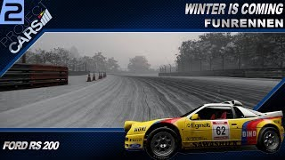 PC2 - Winter is coming - Ford RS 200 - Funrennen