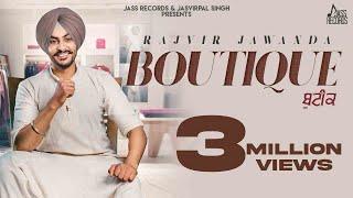 Boutique – Rajvir Jawanda