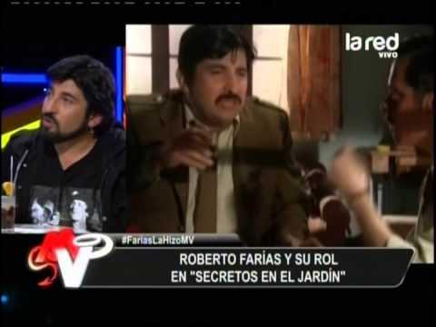 Roberto Farías y su rol en