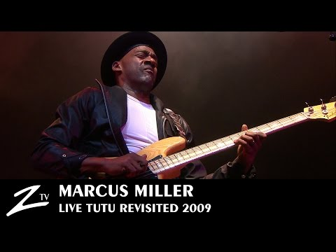 Marcus Miller | Tutu Revisited | LIVE | Produced by : Zycopolis Productions マーカスミラ