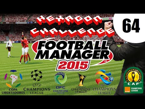 Pentagon/Hexagon Challenge - Ep. 64: UEFA CL 1st Knockout Round | Football Manager 2015