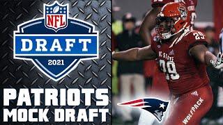 New England Patriots 2021 NFL Mock Draft