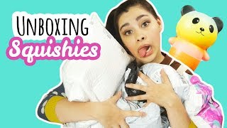 Another Big Squishy Haul | CHEAP SQUISHIES from Wish.com, Ebay and Banggood