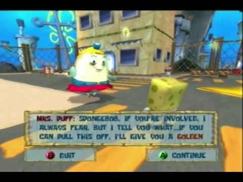 Bottom spongebob cheat code bikini battle