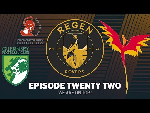 Regen Rovers | Episode 22 - We Are On Top! | Football Manager 2019