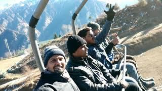 Auli Trip January 2019 |Rishabh Chauhan | Auli Utrakhand