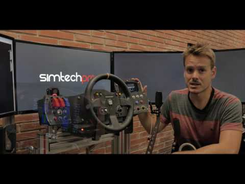 SimRacing Hardware Dashboard - GI Max - G-Force LCD