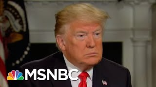 A Day After 'Horseface' Insult, Donald Trump Lauds His Support From Women | The 11th Hour | MSNBC