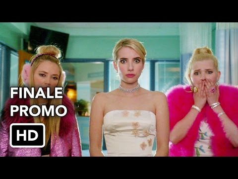 "Scream Queens 2x10 Promo ""Drain the Swamp"" (HD) Season 2 Episode 10 Promo Season Finale, Scream Queens 2x10 ""Drain the Swamp"" Season 2 Episode 10 Promo (Season Finale) - The Green Meanie sets its final plan for revenge in motion as Hester makes a bold move to secure her future, and Brock performs a dangerous surgery to save Dean..."