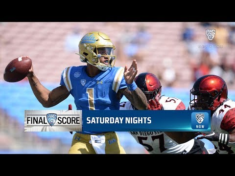 Highlights: UCLA football unable to get past San Diego State in home opener