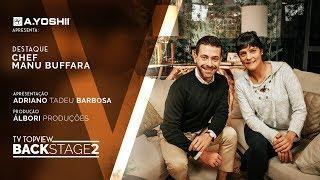 Mix Palestras | Entrevista com Manu Buffara