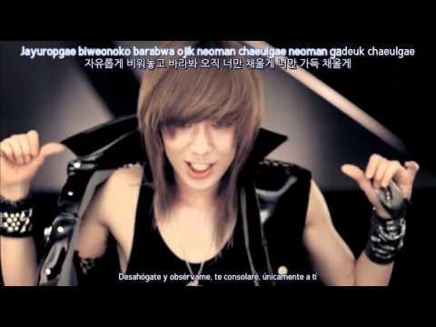 [MV] SHINee - LUCIFER (Sub Español, Hangul, Romanización)