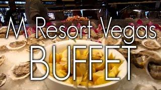 The M Resort Las Vegas Seafood Buffet Full Tour