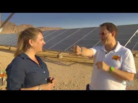 CNN Green Pioneer - Yosef Abramowitz - HIGH QUALITY