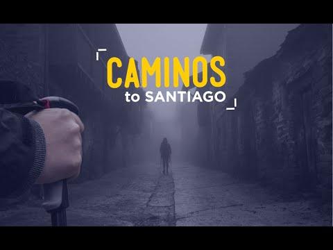 CAMINOS TO SANTIAGO.  TEASER