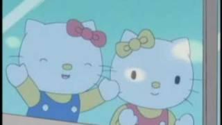 Hello Kitty - El tren que va a la casa de la abuela