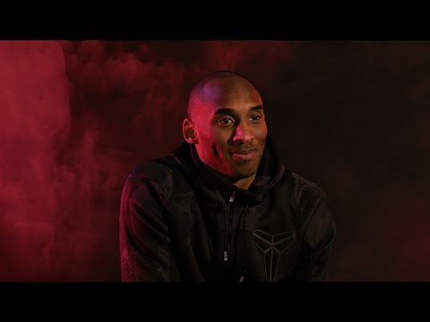 First images of our exclusive encounter with basketball legend Kobe Bryant