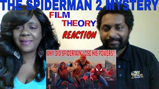The Film Theorists - Film Theory The Spiderman 2 Mystery! Why Spiderman Lost His Powers! REACTION