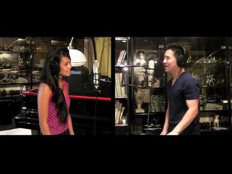 Unthinkable - Jason Chen & Melissa Bitanga Cover