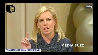 Kirstjen Nielsen Powerful Speech on Fighting Human Trafficking