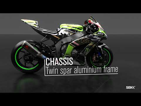 Kawasaki in 3D!
