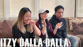 ITZY- Dalla Dalla (Reaction Video)