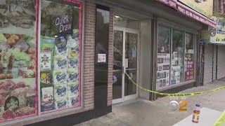 Grocery Store Owner Shoots Robbery Suspect