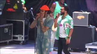 Wasted Love [NEW SONG] - Gym Class Heroes LIVE 2018 - Bethel, NY