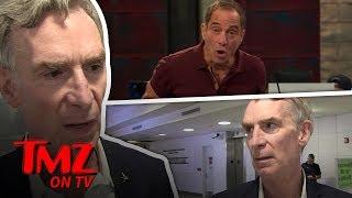 Bill Nye Shuts Down Harvey Levin's Stupid Question | TMZ TV