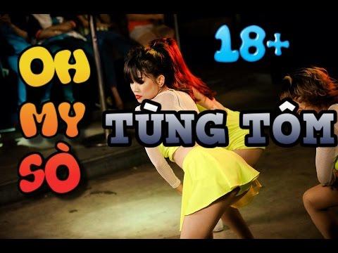Oh My Sò - Tùng Tôm ft 1 Bạn Nam [Oh My Chuối (Oops Banana) Chế]