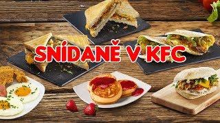 SNÍDANĚ V KFC - Předražená vajíčková ostuda!