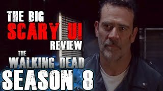 The Walking Dead Season 8 Episode 5 - The Big Scary U - Video Review!