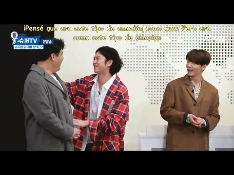 {Sub español}180116  Super TV de Super Junior ep 3