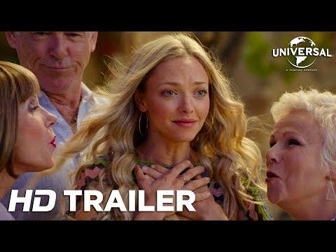 Mamma Mia! Here We Go Again Final Trailer (Universal Pictures) HD