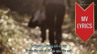 Nothing In My Way | Keane | Lyrics [Kara + Vietsub HD]