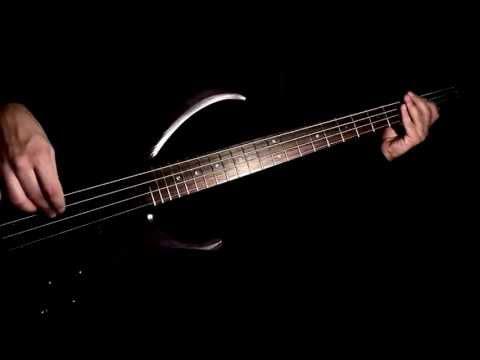 David Bowie - China Girl (bass playalong)