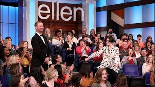 Ellen Guesses If Audience Members Have the Right Moves in 'Woah or No'