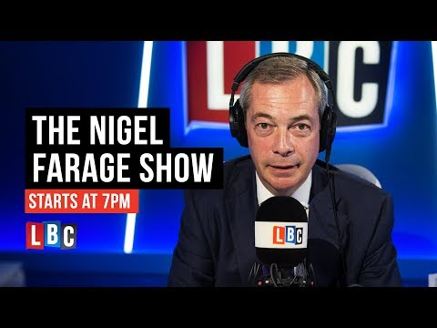 The Nigel Farage Show: 23rd May 2018