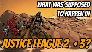 Zack Snyder's Justice League 2 & 3 EXPLAINED