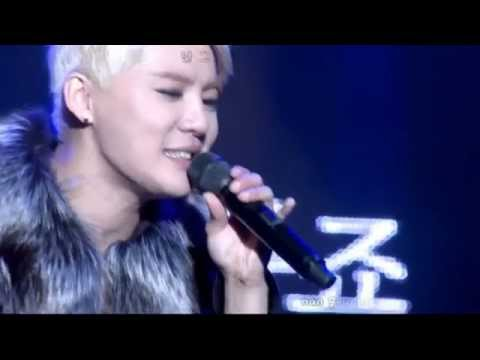 XIA Junsu (JYJ) - I Believe LIVE [eng sub / roman / hangul]
