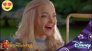 Descendants 2  | Verlangen naar Thuis | Disney Channel NL