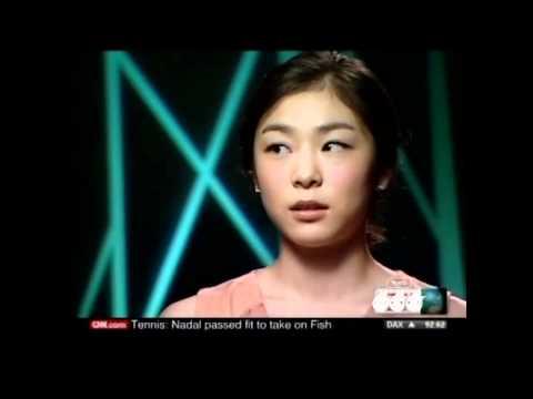 [한국어자막 Part.2] CNN 토크 아시아 김연아 CNN Talk Asia: Yuna Kim 20110629