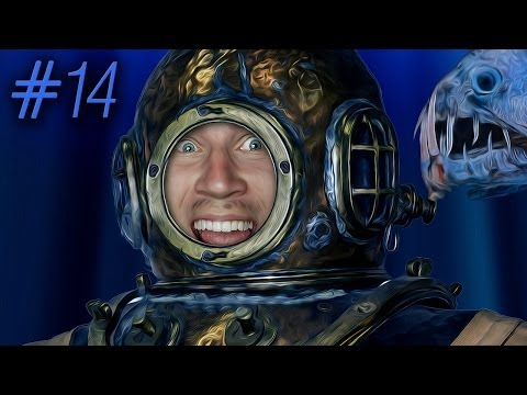 DEEP SEE FISHIN'  - Beyond: Two Souls - Gameplay, Walkthrough - Part 14 - Smashpipe Games